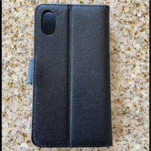 Micheal Kors iPhone X Folio Case